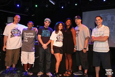 The Halftime Show: 89.1 WNYU 15th Anniversary Party:  DJ Eclipse , DJ Riz , DJ Premier , & DJ Stretch Armstrong August 29, 2013 & many special guests