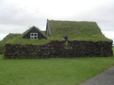 Skogar and area, Iceland