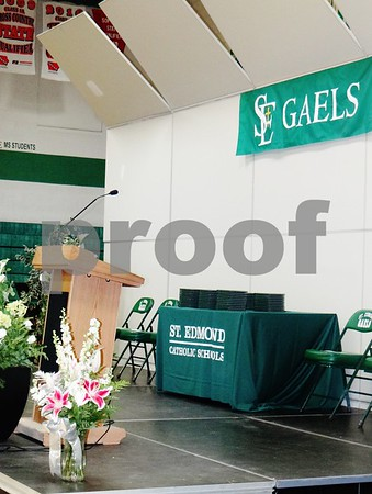 St. Edmond Graduation