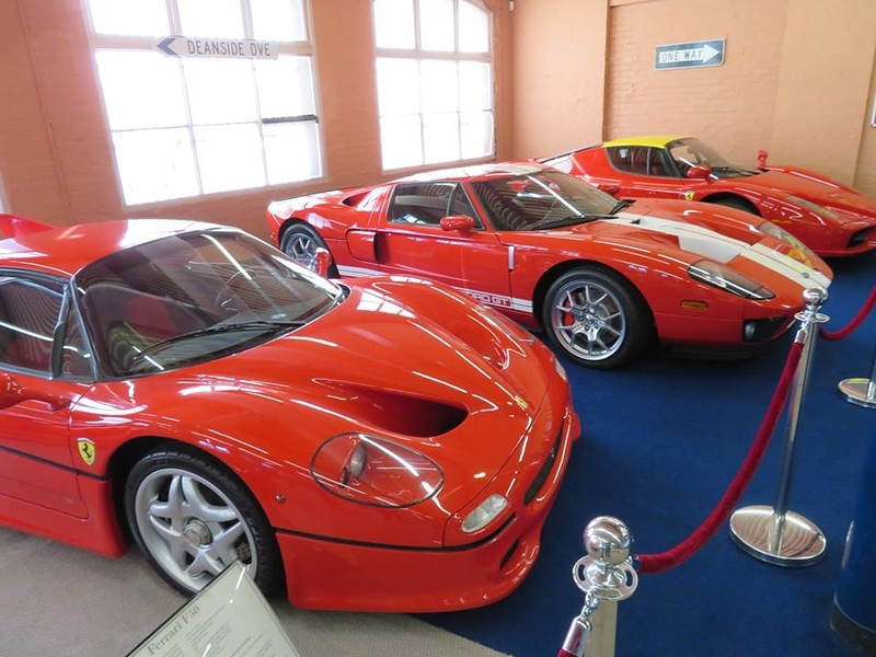 Saturday August 4th, Visit Linfox Car Collection. I-gp7B6mV-L