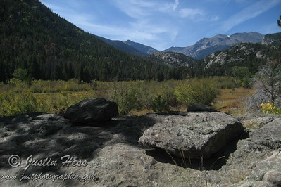 Cub Lake Trail, Fall Color Hike 9-17-2010