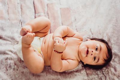 Baby JJ 4 months 2021