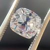 2.03ct Antique Cushion Cut Diamond GIA G SI1 1