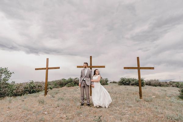 Intimate Colorado Wedding | Castle Rock, CO