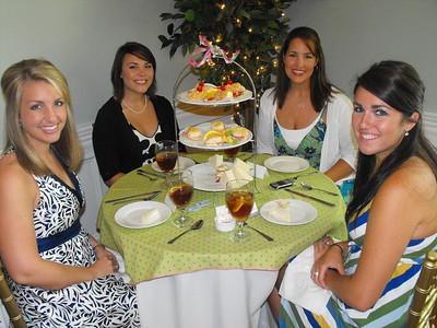 Bridesmaid Luncheons