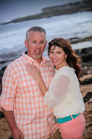 Larry Family Hawaii