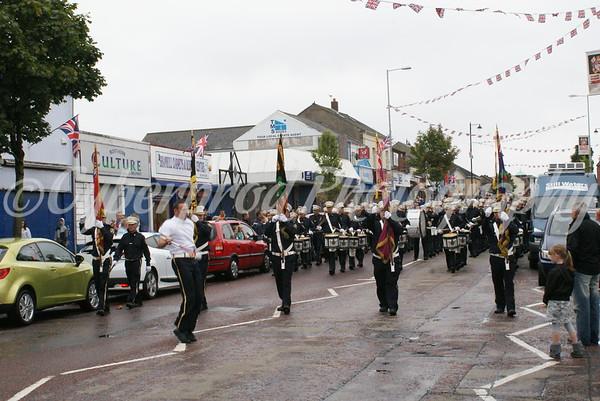 Brian Robinson Memorial Parade