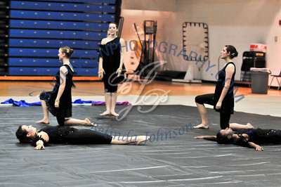 Brentwood HS Winter Guard