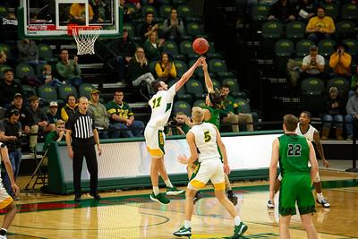2019-11-23 NDSU Basketball