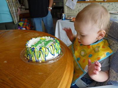09-10 - Nicholas's First Birthday - Smyrna, GA