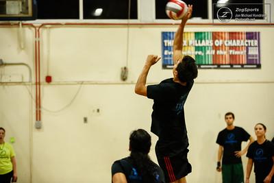 Indoor Volleyball 08/11/14
