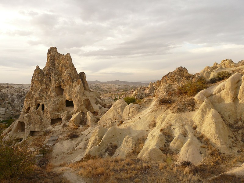 Goreme Open Air museum- Cappadocia, Turkey