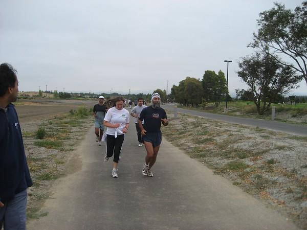 Week 8 Training Run