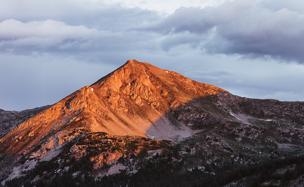 Climb Of Huron Peak