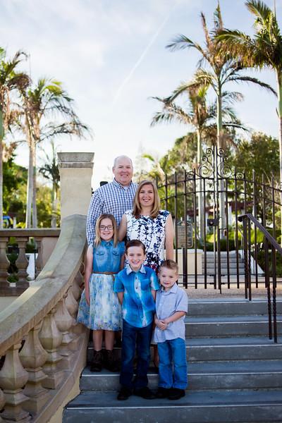 Graves Family 2018