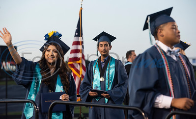 Early College High School Graduation 2020 by Sarah A. Miller