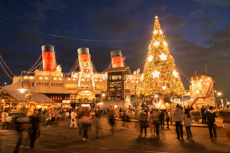 Get the low down on Christmas at Tokyo Disney Resort for 2016!