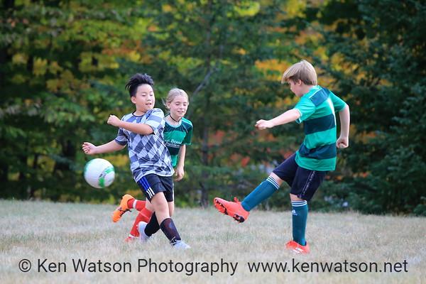 2020-09-25 Rec Soccer 4&5 grade