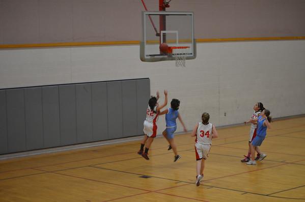 Lady Cats Basketball 2012