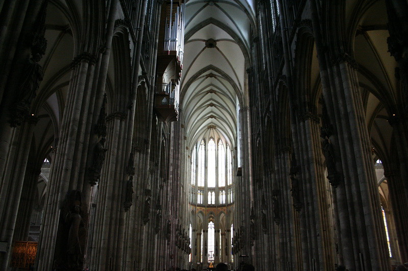 Cologne, Germany - Dom Cathedral