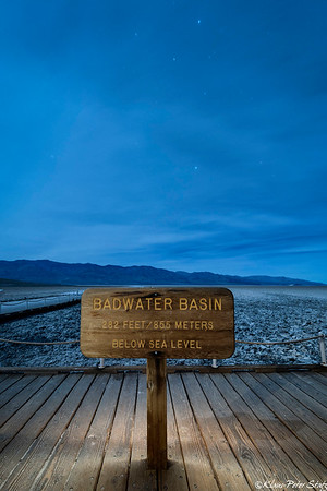 2- Drive to Death Valley, Harmony Borax Works, Badwater