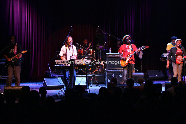 Brightworks Promotion - The Wailers in Concert