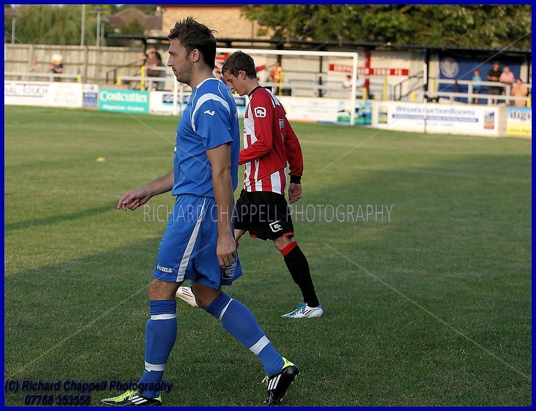 CHIPPENHAM TOWN V EXETER CITY FRIENDLY