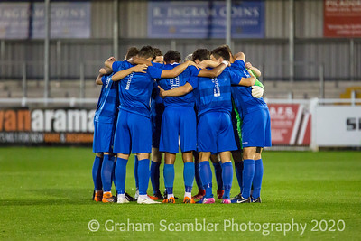 Eastleigh FC vs Aldershot FC FA Youth Cup