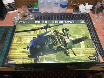 Kitty Hawk MH-60L (1/35)