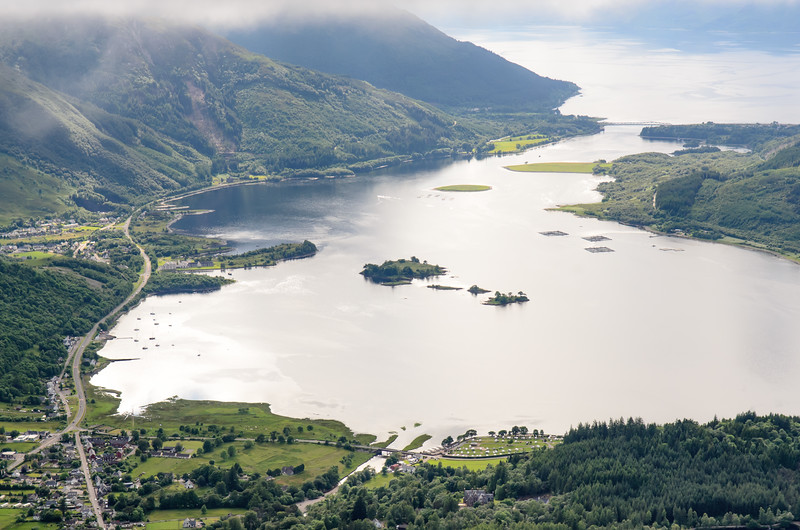Loch Leven and Glen Coe
