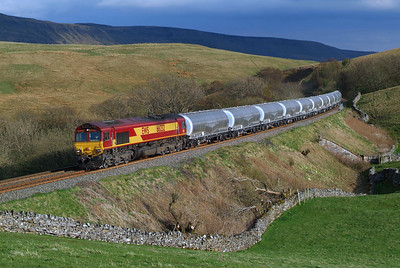 The Wonderful Settle and Carlisle Railway.
