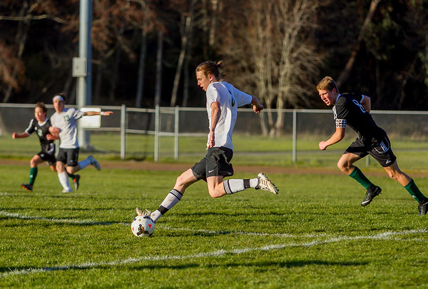 Set one: Vashon Island High School Boys Varsity Soccer v Klahowya