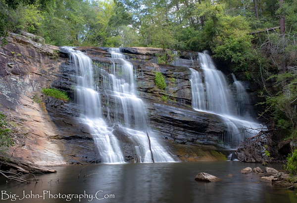 Longnose Falls South Carolina 9-2-18