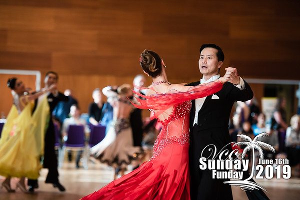 Adult and Senior Ballroom