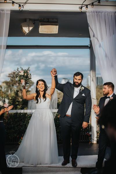 Wedding Ceremony at Victoria Park Golf Complex