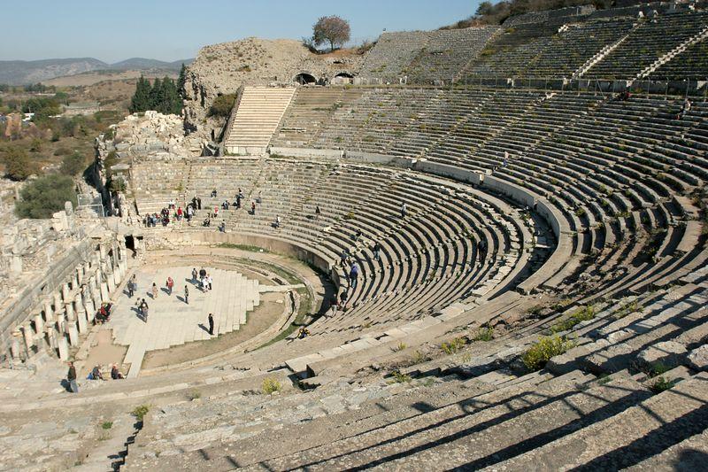 Amphitheater, Ephesus
