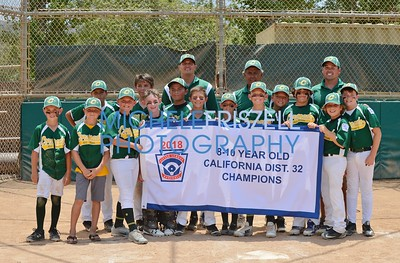 Allstars 8-10 Coronado vs Peninsula final 7-7-18
