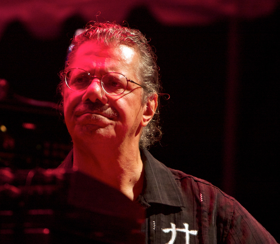 Chick Corea (Return to Forever) at Cimiez