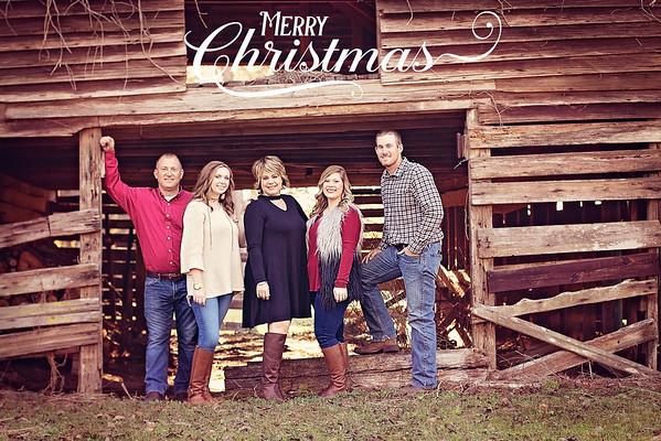Misti and Tad Family Shoot
