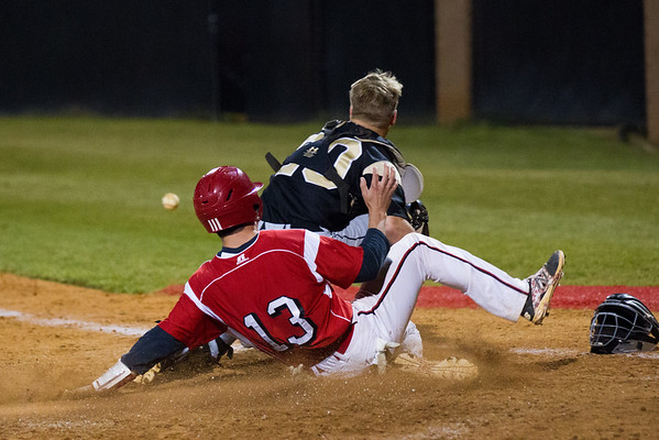 North Gaston at South Point - 3/31/15