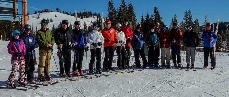 Ski Camp Day 6