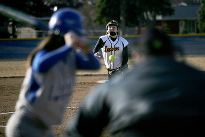 Jacobs Softball beats Larkin
