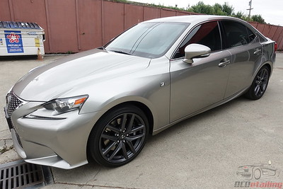 2015 Lexus IS 350 F-Sport - Atomic Silver