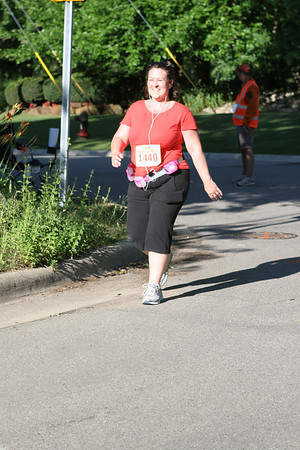 2012 Solstice 10k Run - 9 Mile Mark