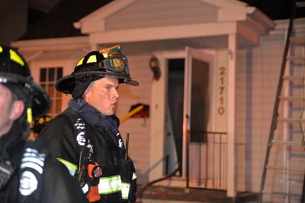 Dearborn - Carlysle street- House Fire