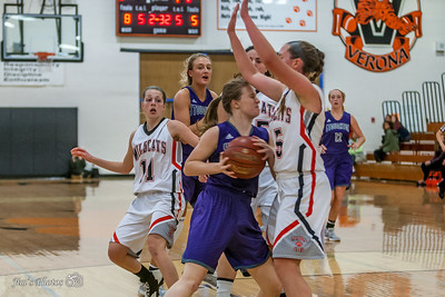 HS Sports - Stoughton Girls Basketball - Nov 29, 2016