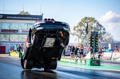 Kenda 660 Drag Radial Series Saturday Racing