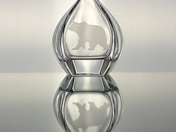Hines glass