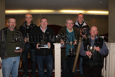 WARRENPOINT, ROSTREVOR & DISTRICT ANGLING CLUB ANNUAL GENERAL MEETING
