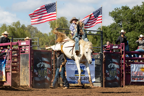 2019 Valley Center Stampede Rodeo - Saturday